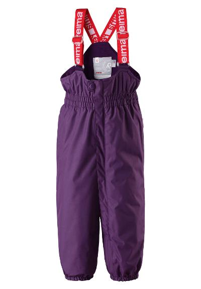 Reimatec winter pants, Stockholm Deep violet Deep violet