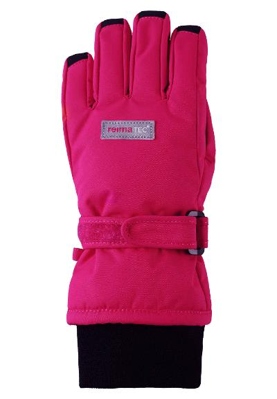 Reimatec kids' waterproof winter gloves Tartu Berry