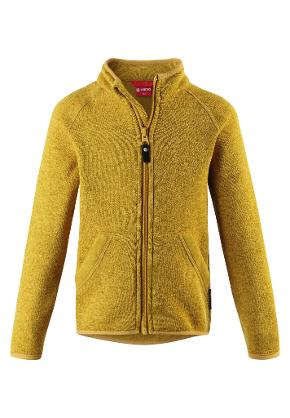 Hopper Fleece Jakke Oransje