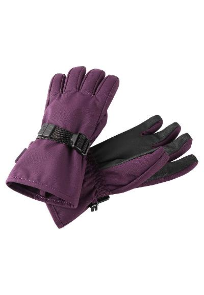 Kids' winter gloves Tartu Deep purple