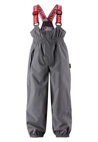 Kids' Reimatec® mid-season pants Suoja Soft grey