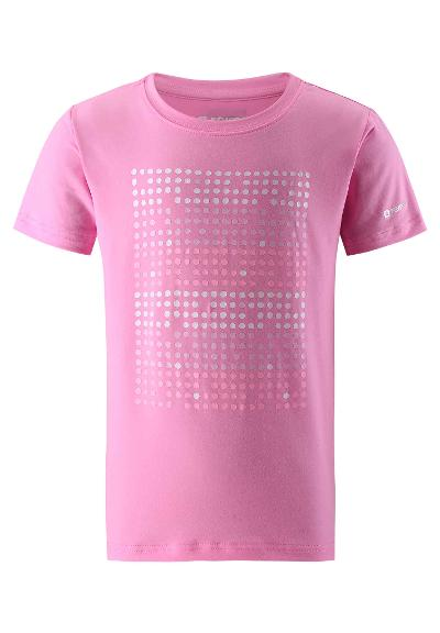 Xylitol Cool kids' T-shirt Speeder Unicorn pink