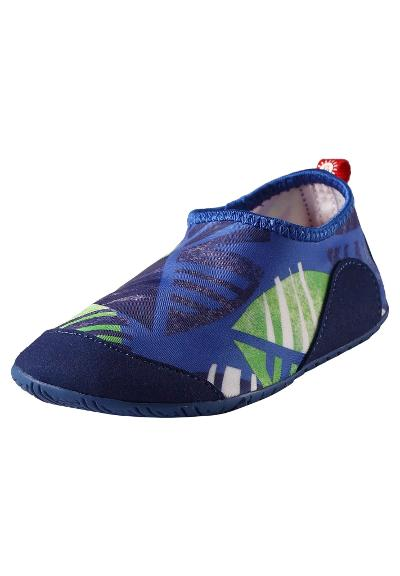 Kinder Badeschuhe Twister Blue
