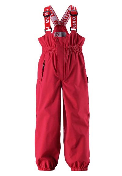 Kids' Reimatec® mid-season pants Suoja Reima red