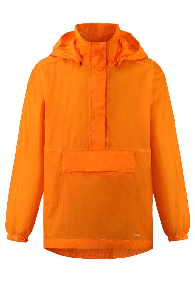 Kinder Windbreaker Hallis  Orange