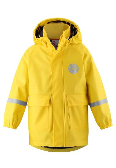 Kinder Regenjacke Pisaroi Yellow
