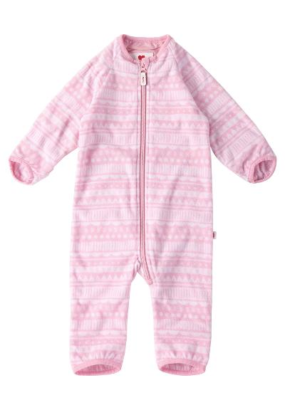 Baby Fleeceoverall  Laulu Light pink