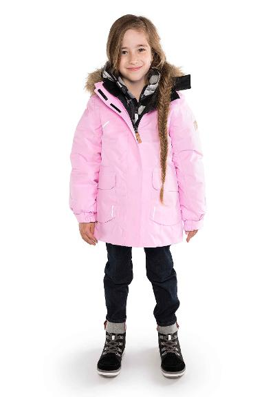 Reimatec winter jacket, Sisarus Candy pink Candy pink