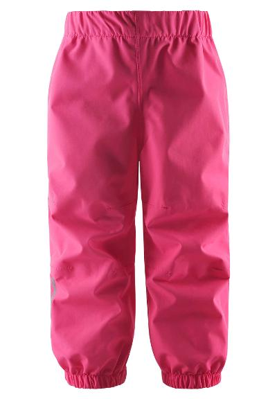 Kids' spring trousers Kaura Candy pink