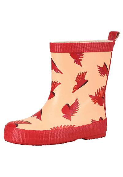 Kids' wellies Ravata Powder pink