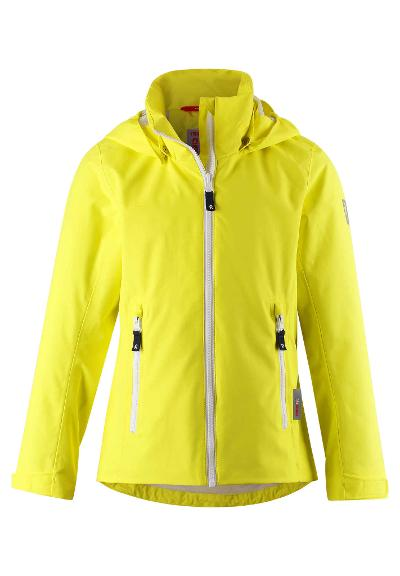 Reimatec jacket, Dahl Lemon yellow Lemon yellow