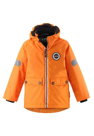 3in1 Jacke Sydkap Orange