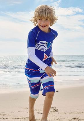 ReimaGO® UV-shorts Sea Ultramarine