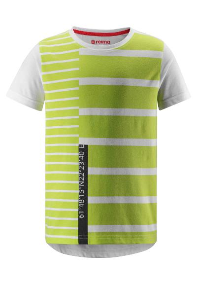 Kids' T-shirt Co-pilot White