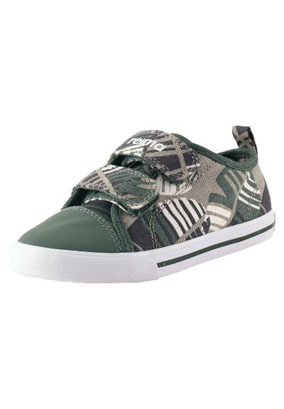 Barn sneakers Metka Green
