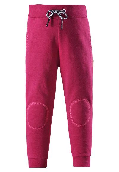 Kinder Sweat Hose Tirro Cranberry pink