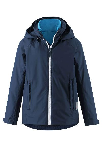 3in1 Kinder Übergangsjacke Travel  Navy