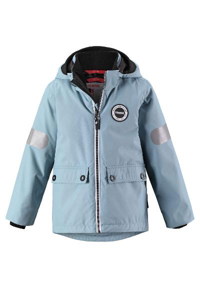Kinder 3in1 Winterjacke Seiland Turquoise