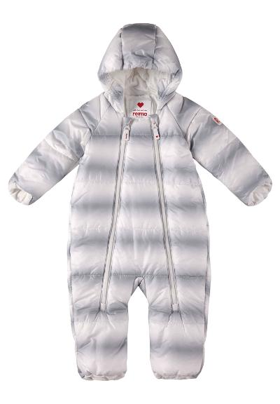 Baby Schneeanzug Lumikko Light grey