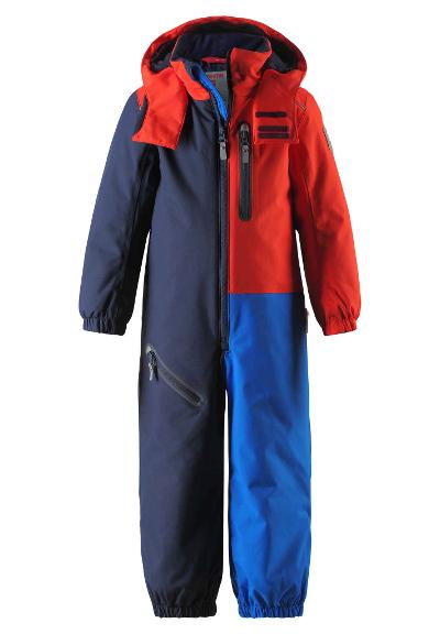 Kinder Winter Overall Pare Navy