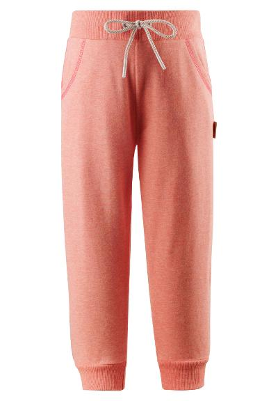Kinder Sweat Hose Seiti Coral Pink
