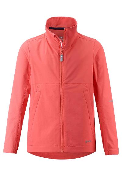 Kinder Anti-Bite Jacke Manner   Coral pink