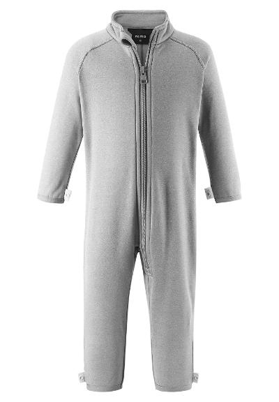 Toddlers' all-in-one Vuoro Melange grey