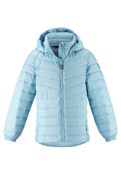 Kinder Daunenjacke Fern Blue dream