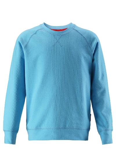 Juniors' sweater Kronblad Light blue