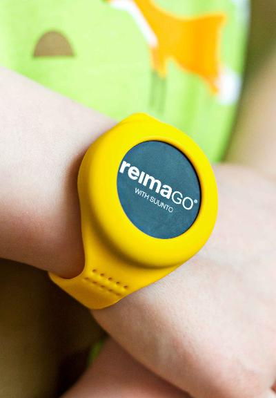 ReimaGO Armband Yellow