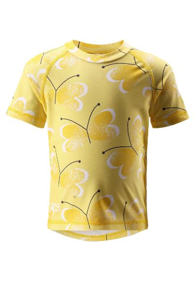 T-shirt plażowy Azores Yellow