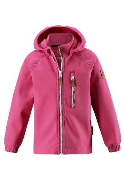 Kinder Softshell Jacke Vantti Rose