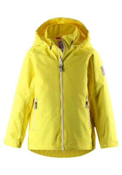 Kinder Übergangsjacke Soutu  Lemon yellow