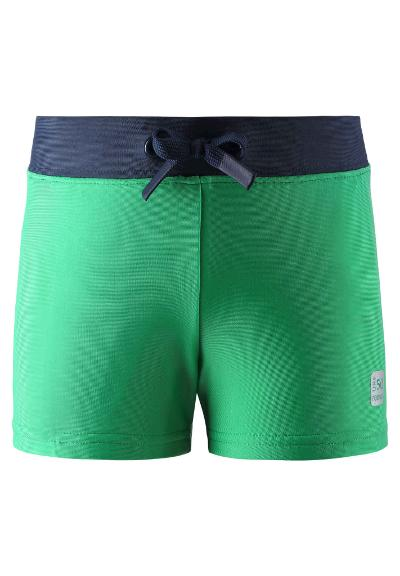 Kinder UV-Badehose Penang Jungle green
