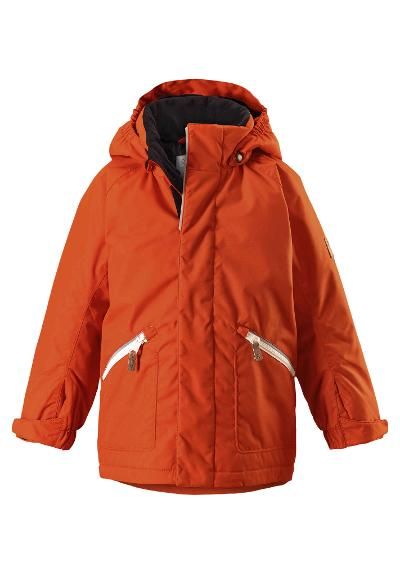 Reimatec®  Kinder Winterjacke Nappaa Foxy orange