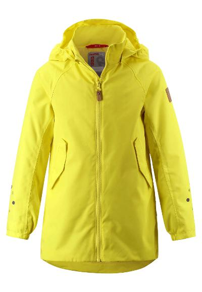 Kinder Übergangsjacke Galtby  Lemon yellow