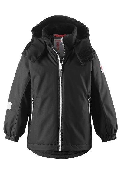 Kids' winter jacket Reili Black