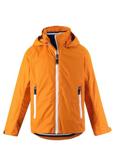 3in1 Reimatec Übergangsjacke Travel Orange