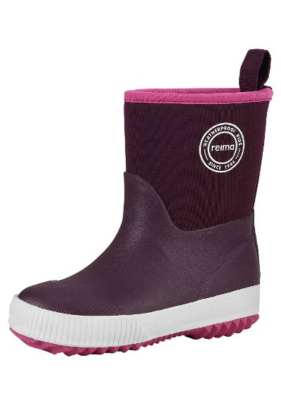 Kinder Gummistiefel Leapster Deep purple