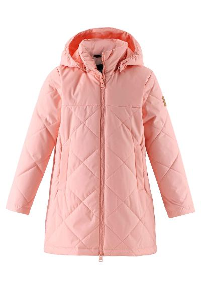 Kids' mid-season jacket Ellesmere Powder pink
