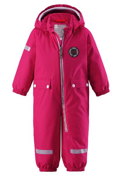 Reimatec winter overall, Maahinen Berry Berry