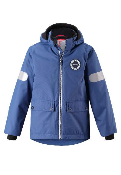 Kinder 3in1 Winterjacke Seiland Denim blue