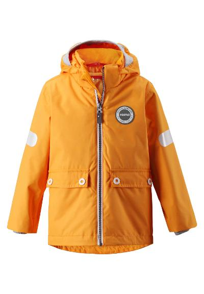 3-in-1 Reimatec waterproof jacket Sydvest Mango