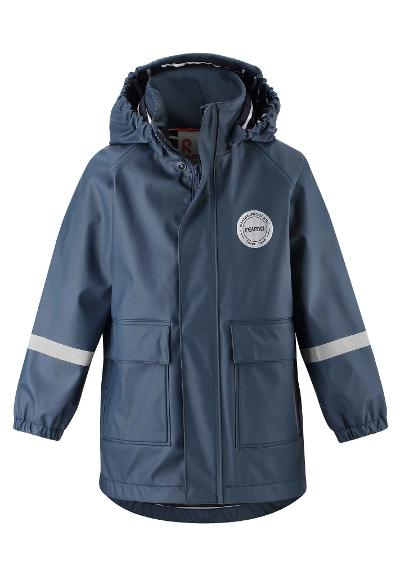 Kids' raincoat Pisaroi Navy