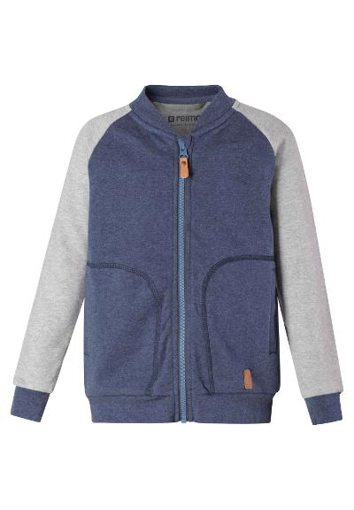 Toddlers' jacket Dutta Denim blue