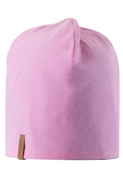 Kids' jersey beanie Tanssi Rose pink