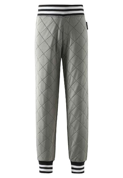 Kids' thermal trousers Birgi Clay grey