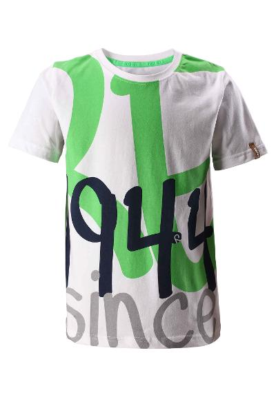 Kinder T-Shirt Bugt White