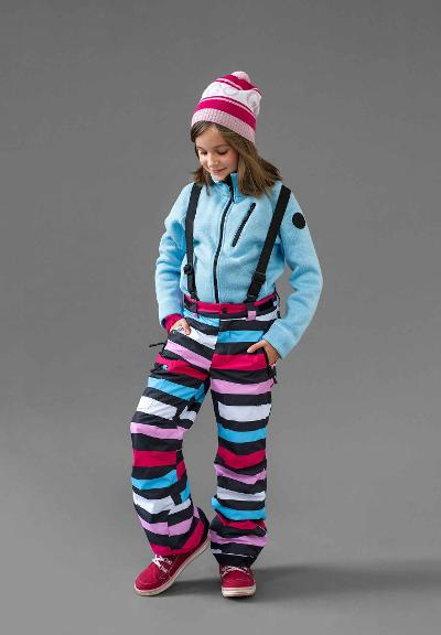 Reimatec winter pants, Terrie Berry Berry