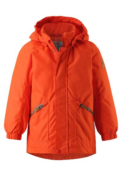 Kinder Winterjacke Nappaa Orange